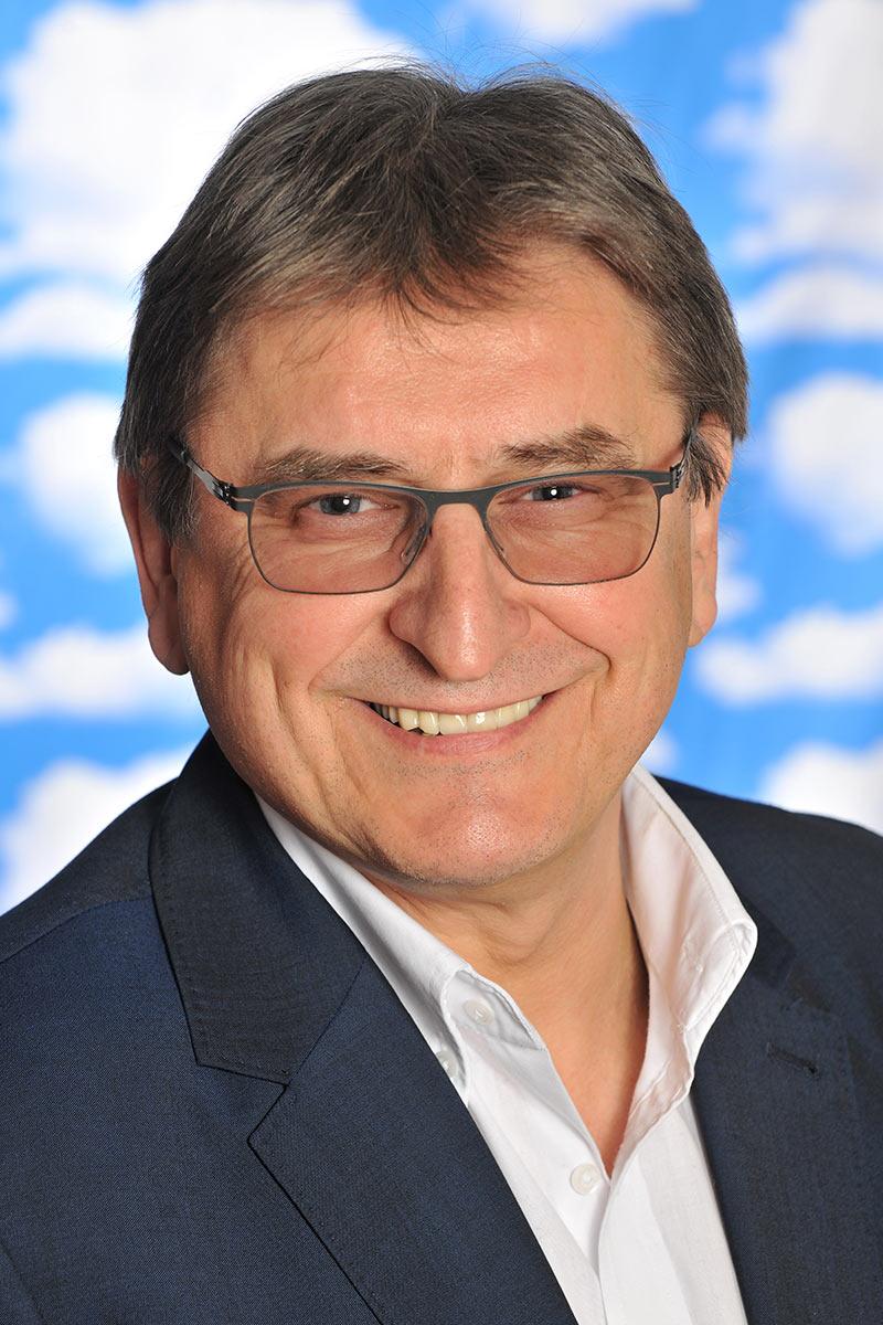 Prof Dr Heirich Keck