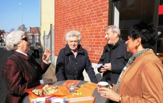 Erfolgreiche Eröffnung CDU Wähl-Bar